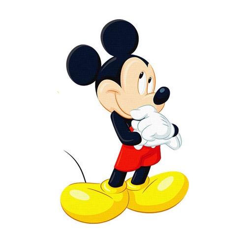 Mickey Mouse - PNG image with transparent background
