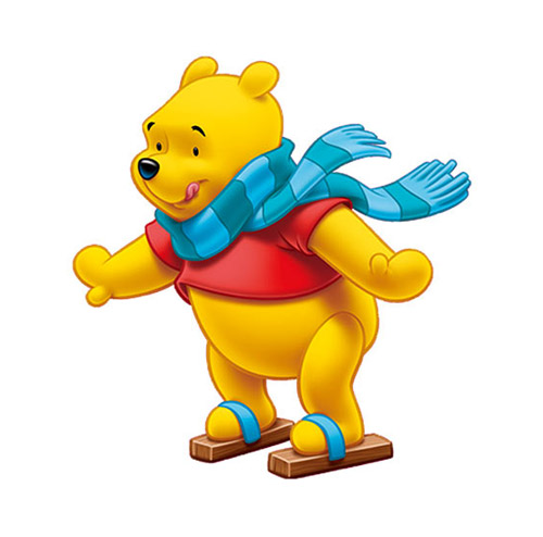 Winnie the Pooh - PNG image with transparent background