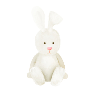 Rabbit White - PNG image with transparent background