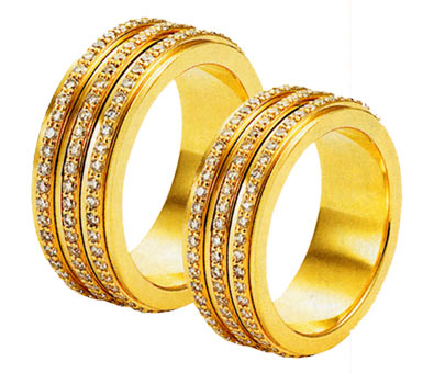 Wedding Rings - PNG image with transparent background