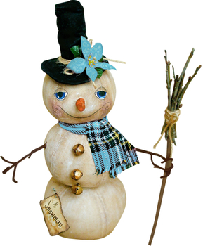 Snowman - PNG image with transparent background