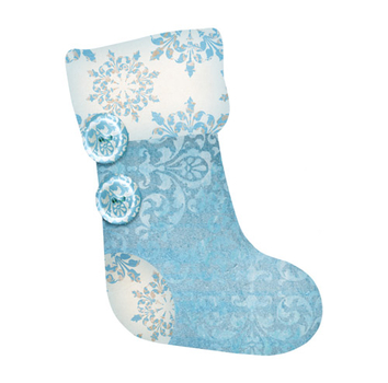 Christmas Boot - PNG image with transparent background